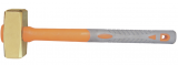 Vorschlaghammer 3000 g, funkenarm
