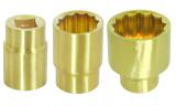 Socket 1/4 10 mm- non-sparking / low-sparking