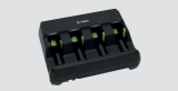 4-fold battery charging station for hand scanner BCS 3678ex IS