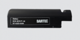 Battery approved in combination with hand-held scanner BCS 3678ex NI