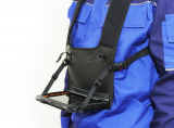 CH T01 X2 chest strap carrying system